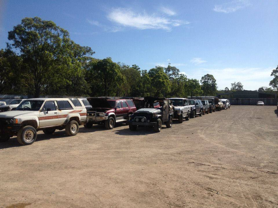 Yeppoon Auto Wreckers