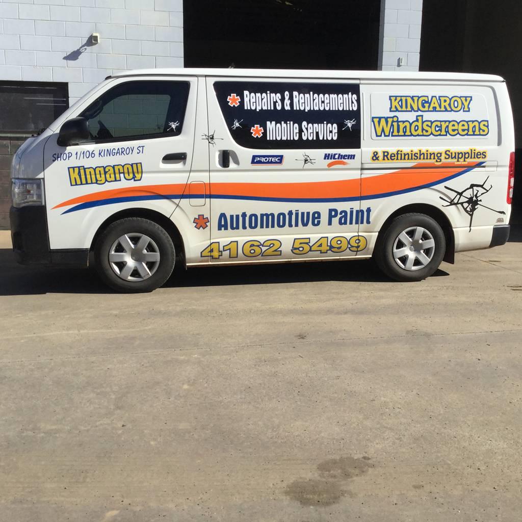 Kingaroy Windscreens & Refinishing Supplies