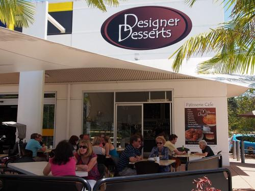 Designer Desserts Patisserie Cafe