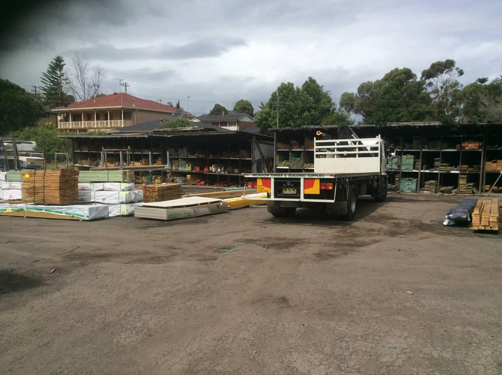 Wonson Bros Timber & Building Supplies