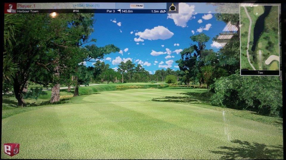 Par–Tee Virtual Golf