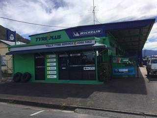 Tully Tyre Service - Tyreplus
