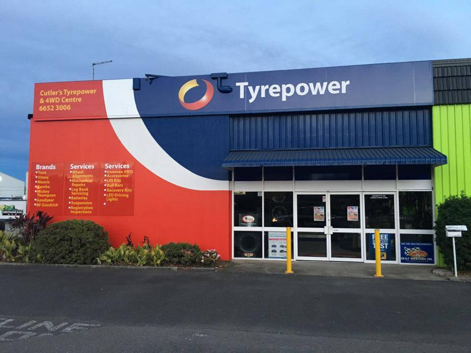 Cutlers Tyrepower & 4WD Centre