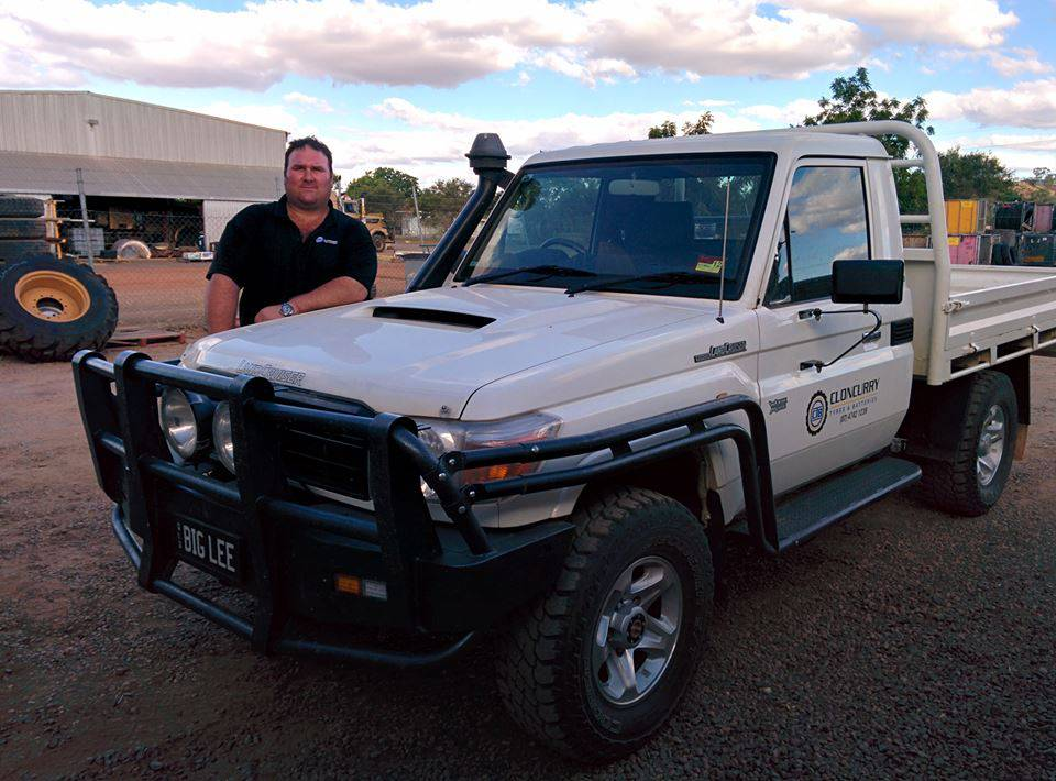Cloncurry Tyres & Batteries