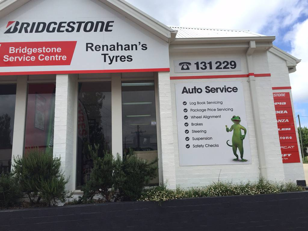 Renahan's Tyre Service