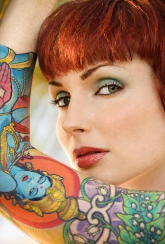 Tatt XTract–Non Laser Tattoo Removal