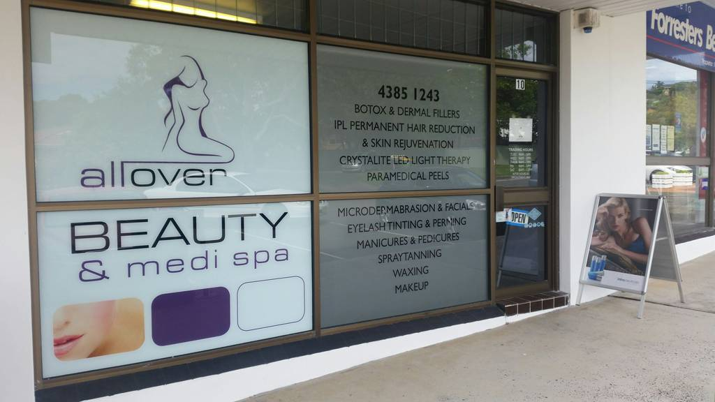All Over Beauty & Medi Spa