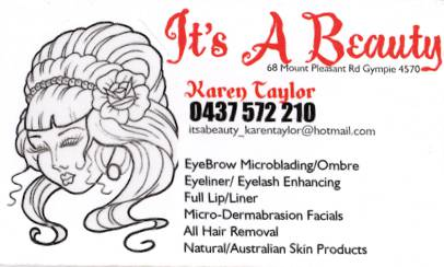 It's A Beauty Cosmetic Tattooing Waxing & Beauty