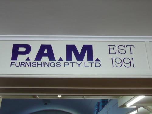 P.A.M. Furnishings Pty Ltd