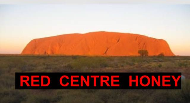 Red Centre Honey
