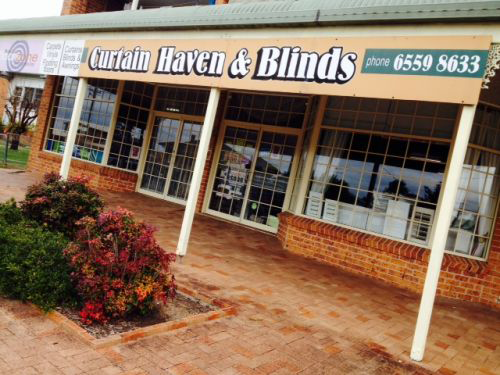 Curtain Haven & Blinds