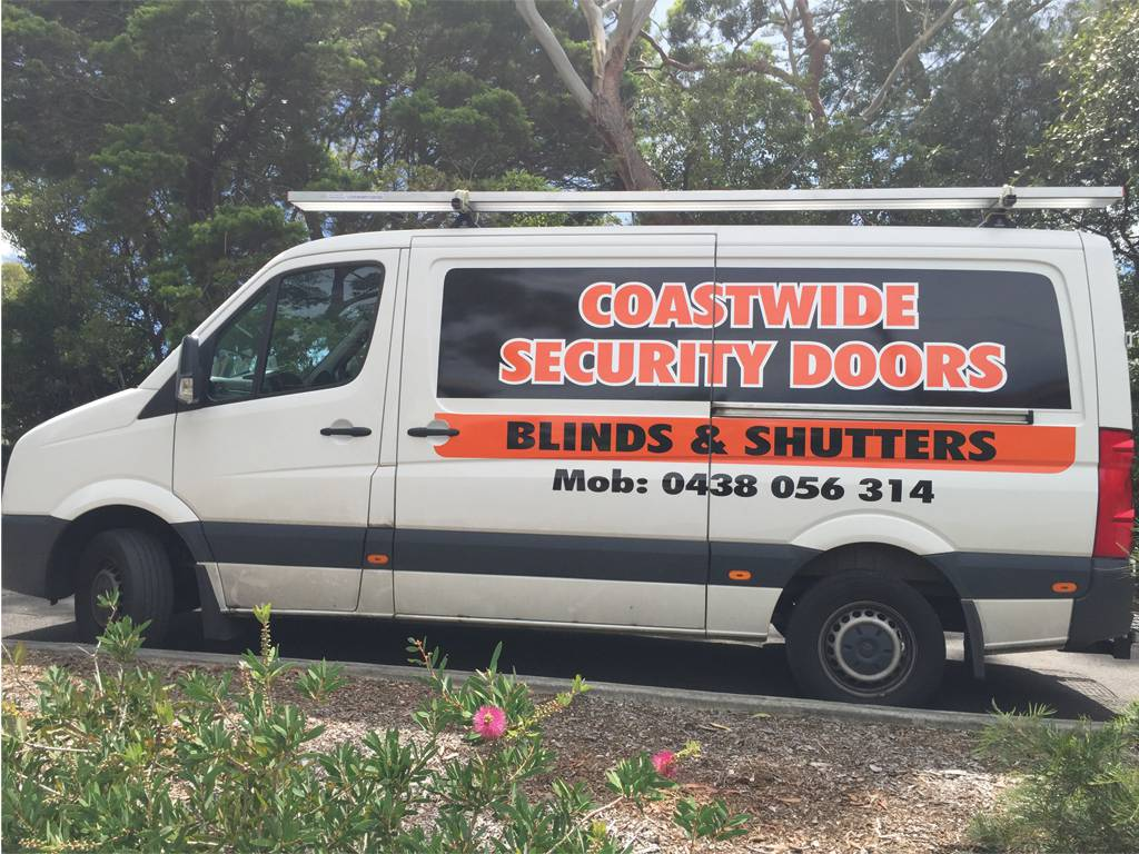 Coastwide Security Doors