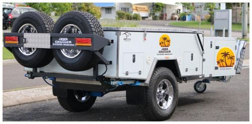 Jawa Off-Road Camper Trailers