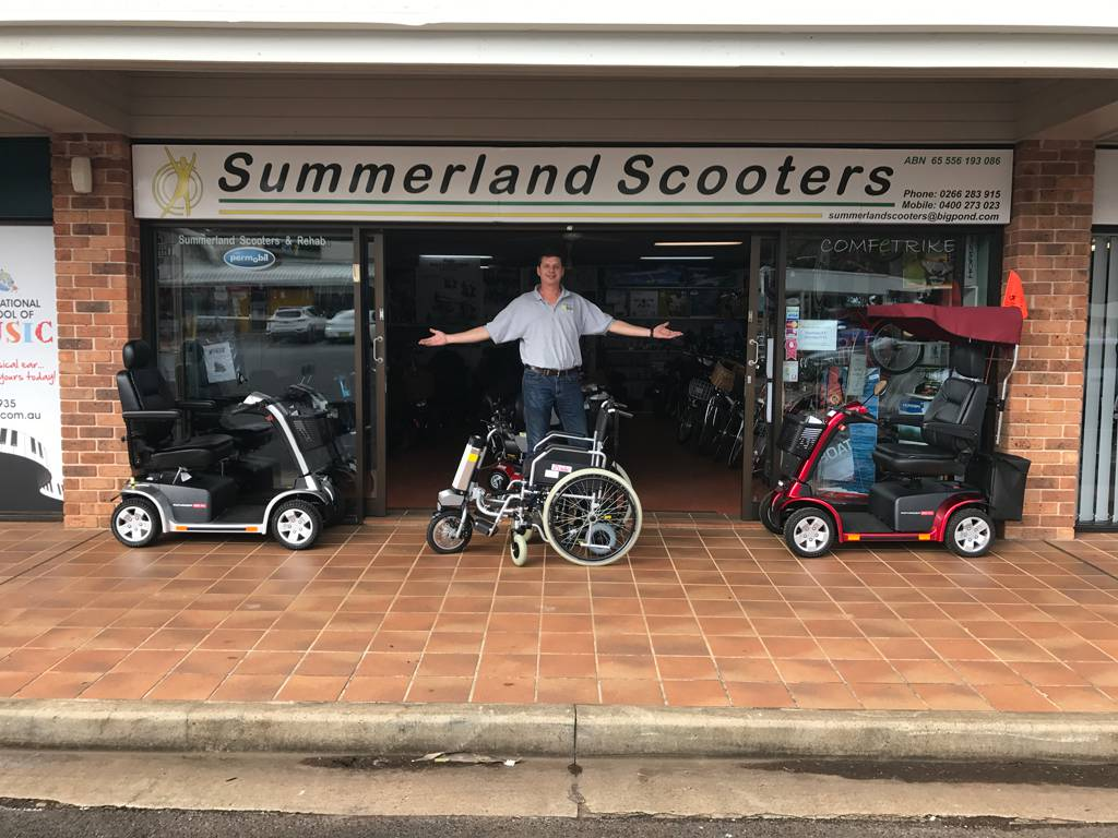 Summerland Scooters