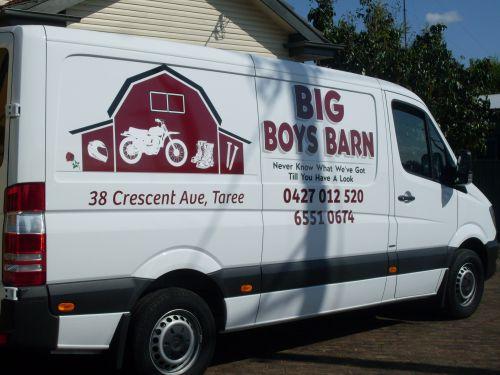 Big Boys Barn