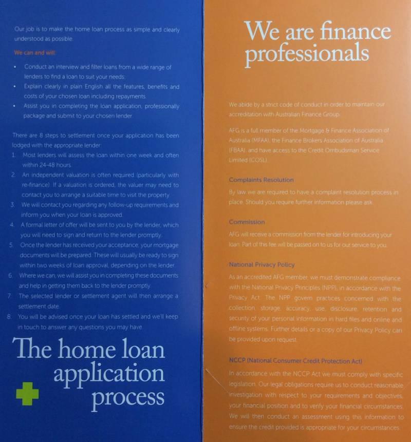 Finance First