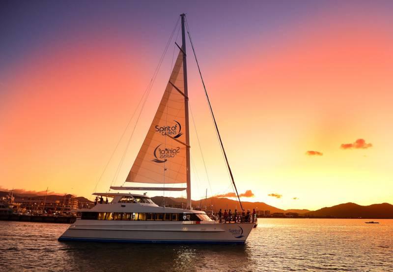 Spirit of Cairns Dinner Cruises