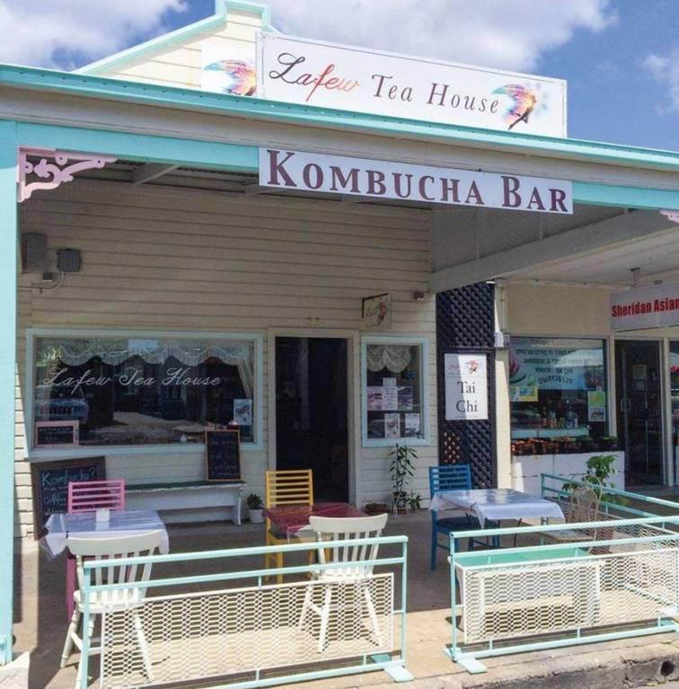 Lafew Teahouse & Kombucha Bar