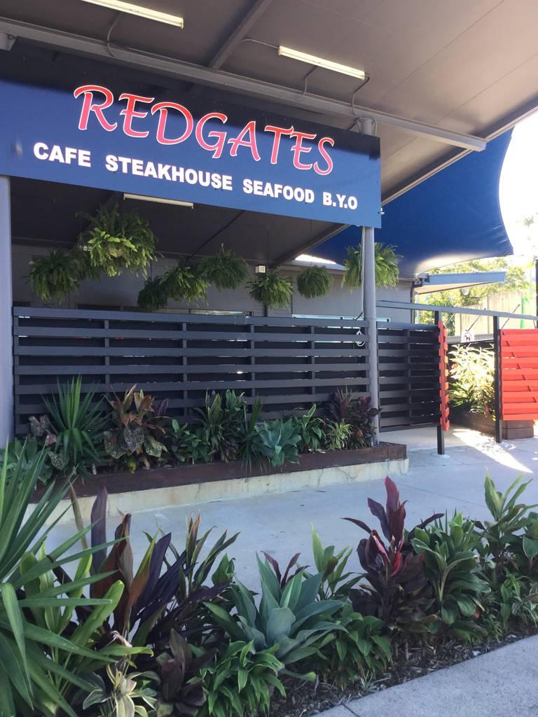 Redgates Café Steakhouse Seafood