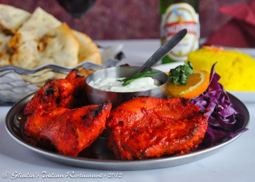Ghedia's Indian Restaurant