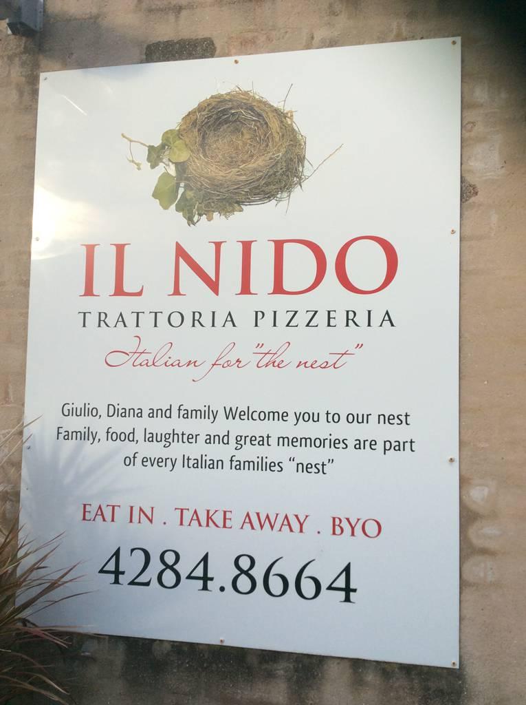 Il Nido Trattoria Pizzeria