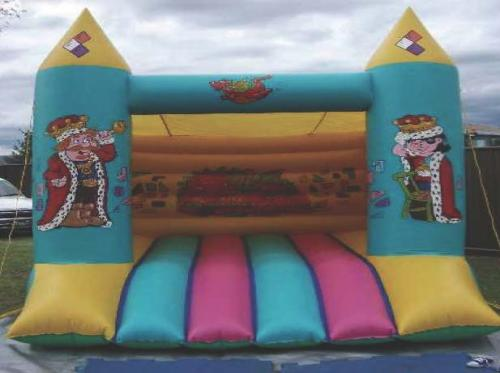 Tiny Tots Jumping Castle Hire