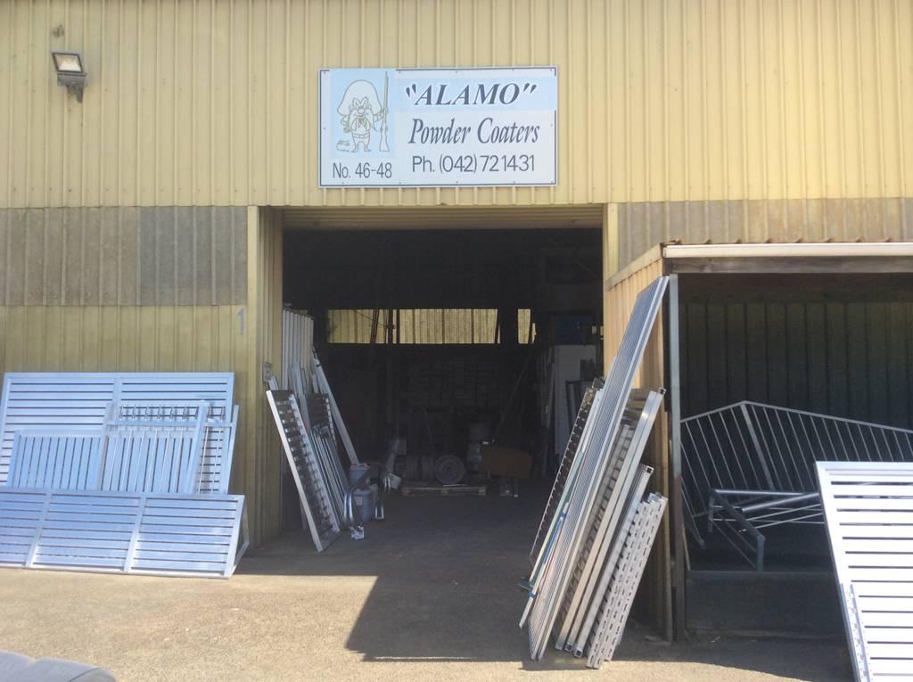 Alamo Powder Coaters