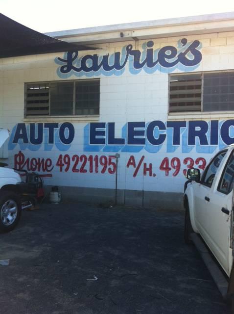 Laurie's Auto Electrics