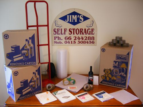 Jim's Self Storage