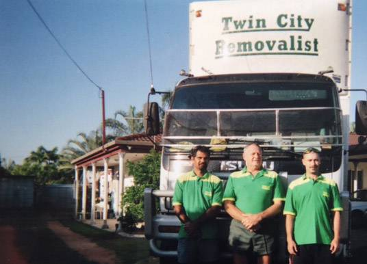 Twin City Removals