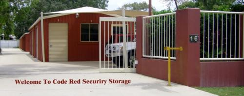 Code Red Security Storage