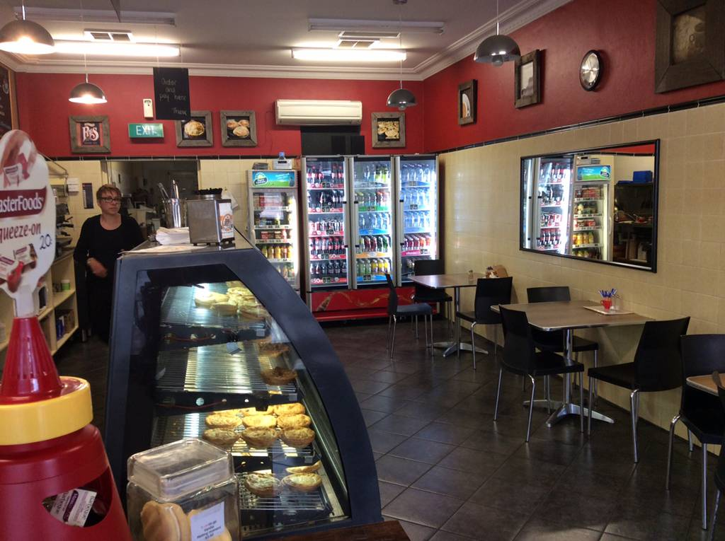 Yum To Go–Ridgey Didge Pies