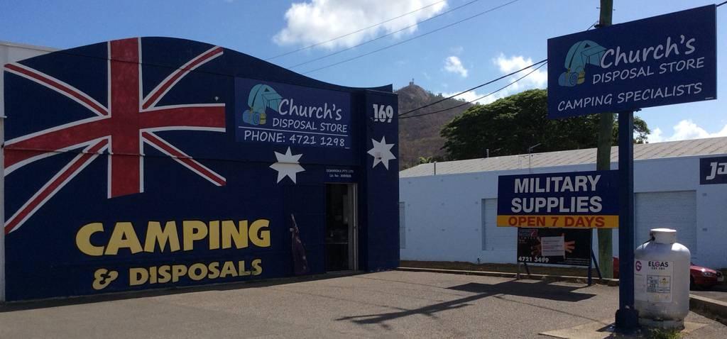 Church's Disposal Store