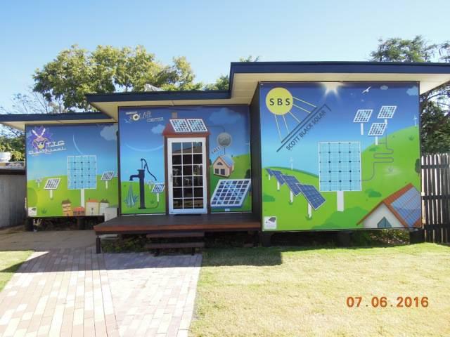 Emerald Solar Centre