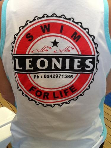 Leonie's Swim For Life
