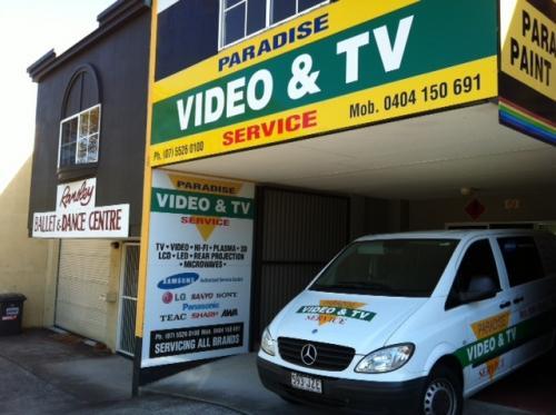 Paradise Video & TV