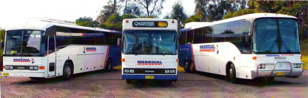 Warrigal Transport Group Pty Ltd
