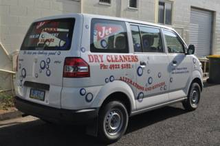 Jet Dry Cleaners