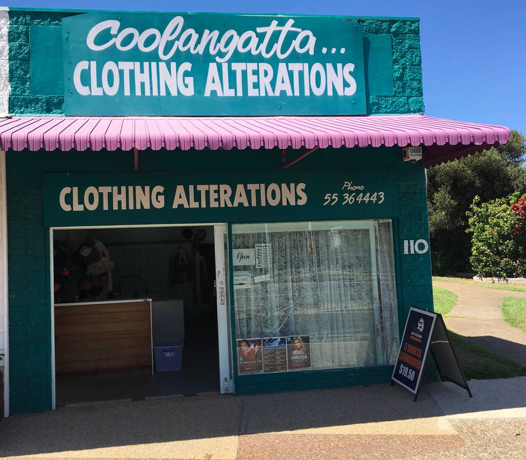 Coolangatta Clothing Alterations