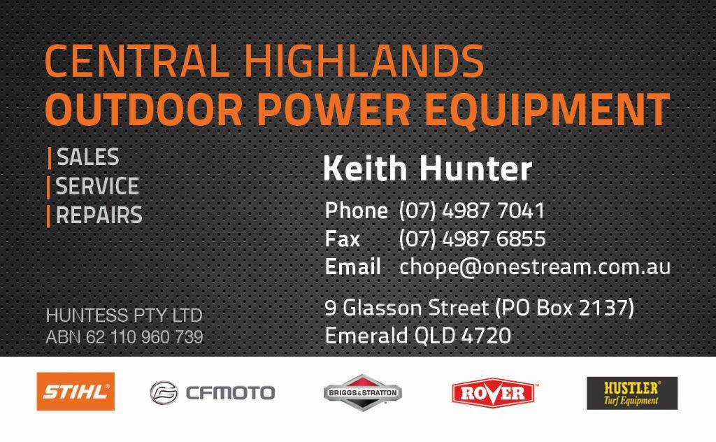 Central Highlands Outdoor Power Equipment