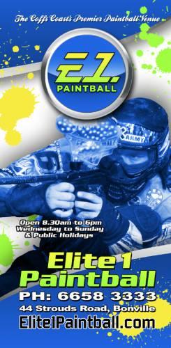 Elite 1 Paintball