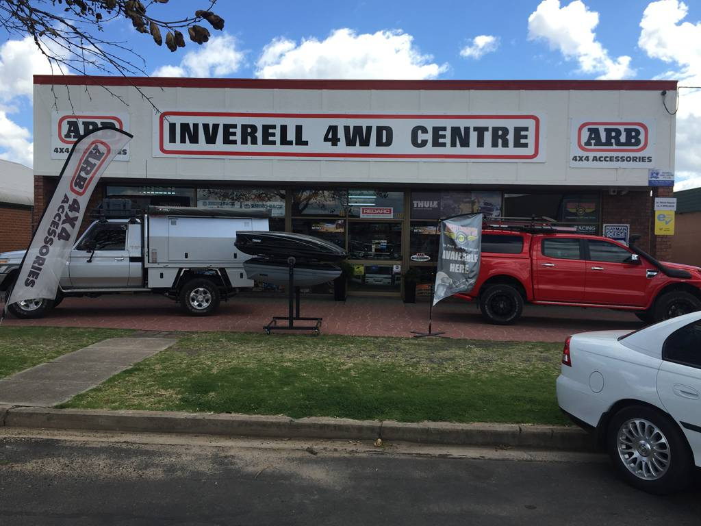 Inverell 4WD Centre