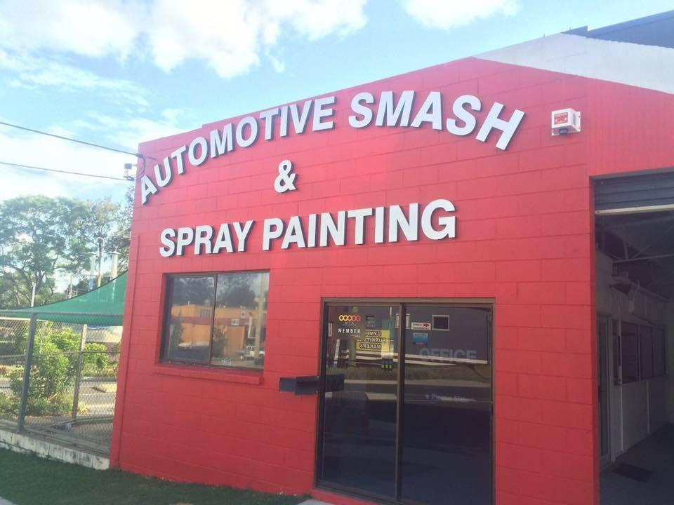 Automotive Smash Repairs & Spray Painting