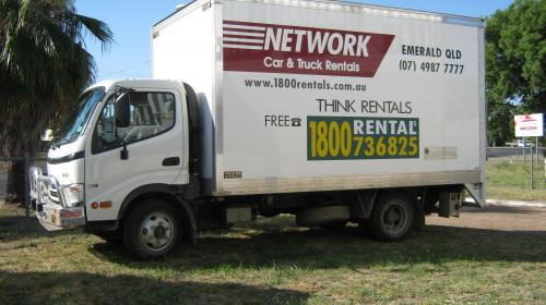 Network–Car, Truck & Trailer Rentals