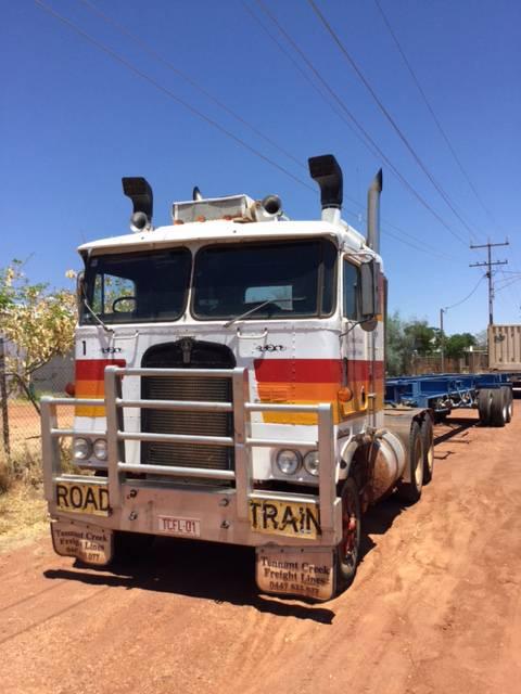 Tennant Creek Freight Lines Pty Ltd