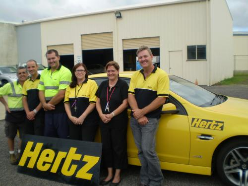 Hertz Sunshine Coast