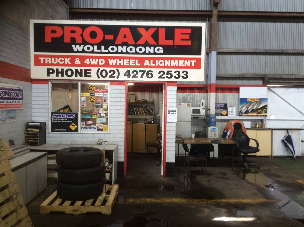 Pro-Axle Wollongong