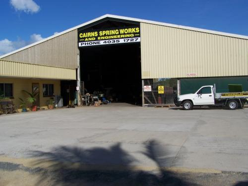 Cairns Spring Works and Engineering
