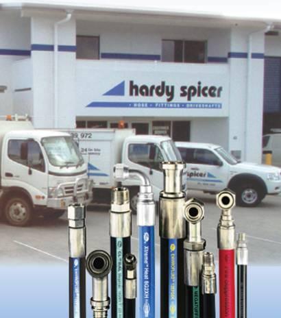 Hardy Spicer