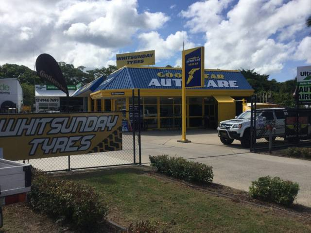 Whitsunday Tyre Service